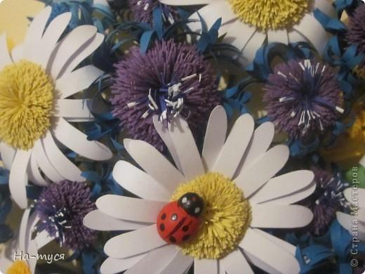 Добрый день жительницам СМ!Выношу на ваш суд свою работу.Огромная благодарность Наталье Ковшарь за науку и МК васильков  http://www.liveinternet.ru/users/4018134/   и  lora.34 за МК колокольчиков! фото 3
