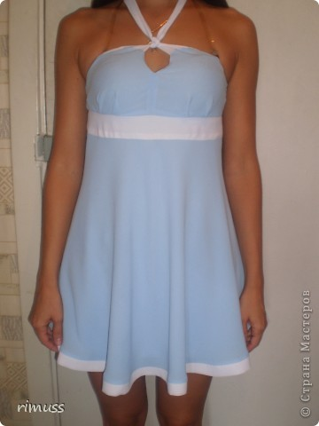 платьице на заказ фото 1