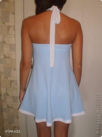платьице на заказ фото 2