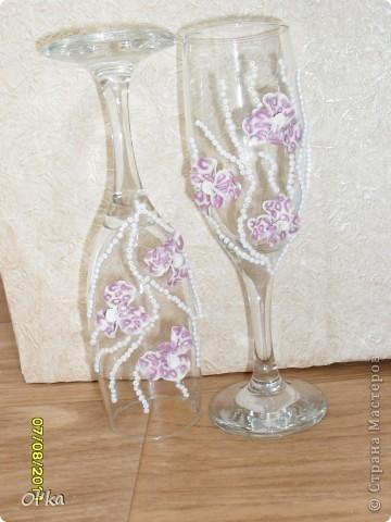 Хочу сказать СПАСИБО своей вдохновительнице - Валентинке Порчелли. Это её орхидеи вдохновили меня на эту работу.  фото 4