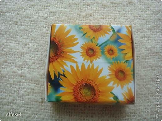 Здравствуйте! Вот пополнила свою коллекцию коробочек. Коробочку нашла в книге Афонькиных.  фото 19