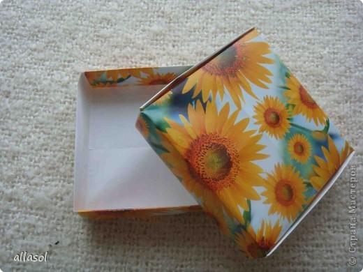 Здравствуйте! Вот пополнила свою коллекцию коробочек. Коробочку нашла в книге Афонькиных.  фото 20
