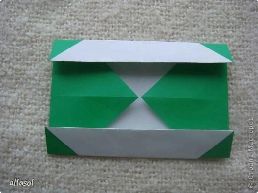 Здравствуйте! Вот пополнила свою коллекцию коробочек. Коробочку нашла в книге Афонькиных.  фото 4