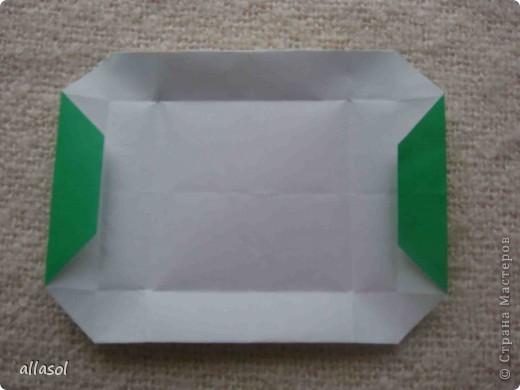 Здравствуйте! Вот пополнила свою коллекцию коробочек. Коробочку нашла в книге Афонькиных.  фото 9