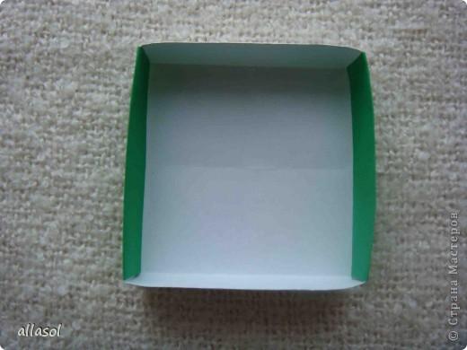 Здравствуйте! Вот пополнила свою коллекцию коробочек. Коробочку нашла в книге Афонькиных.  фото 12