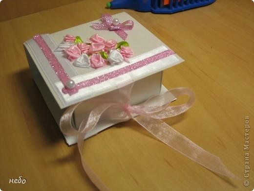 коробочка для денежки. фото 1