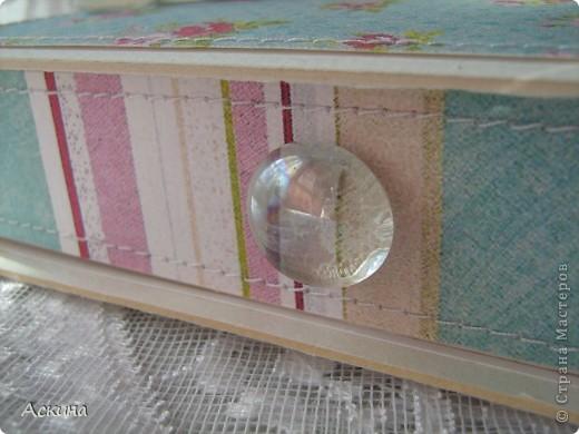 Идею такой шкатулки увидела у нашей мастерицы Юлии (YuliaM) http://stranamasterov.ru/node/201229 и сразу же захотелось сделать,тем более повод был. фото 8