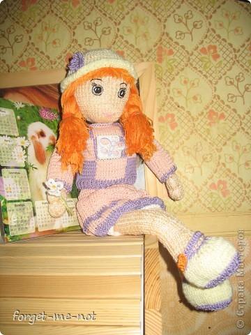 Куколка Нелька фото 2