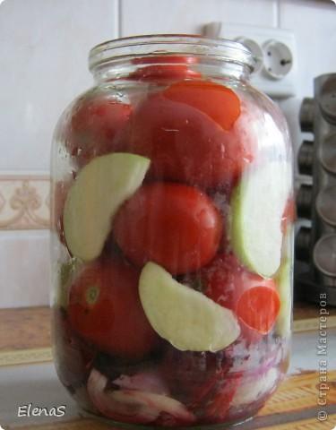 Сладкие помидоры, очень вкусные. По рецепту сотрудницы. фото 4