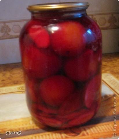 Сладкие помидоры, очень вкусные. По рецепту сотрудницы. фото 1