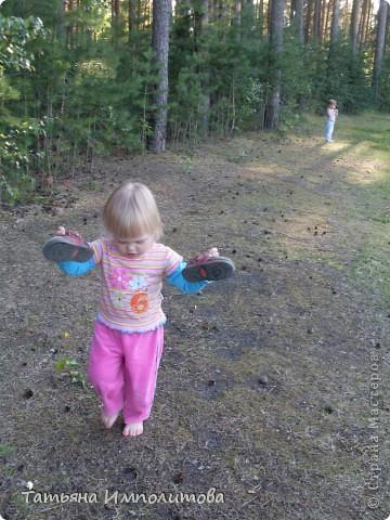 Софие 3,7л,она сама себе мастерит игрушки и с удовольствием играет с ними.Что то мы конечно делаем вместе,но в основном она сама фото 30