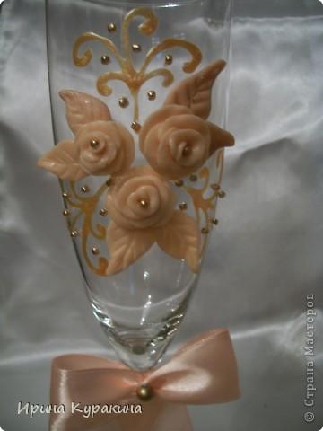 кремовые розы фото 2