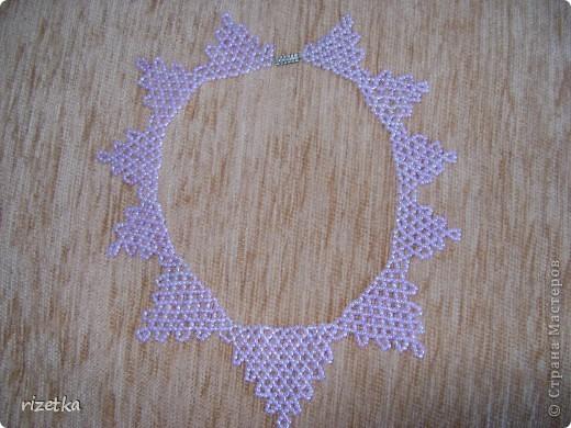 Мои бисерные украшения фото 2