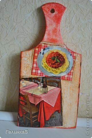 Вот такой получился наборчик из салфетки с мотивами Италии. фото 2