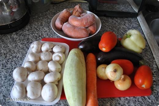 Летом хочется овощей, поэтому предлагаю вам, дорогие хозяюшки, приготовить этот овощной микс. фото 2