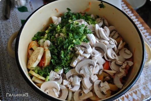 Летом хочется овощей, поэтому предлагаю вам, дорогие хозяюшки, приготовить этот овощной микс. фото 3