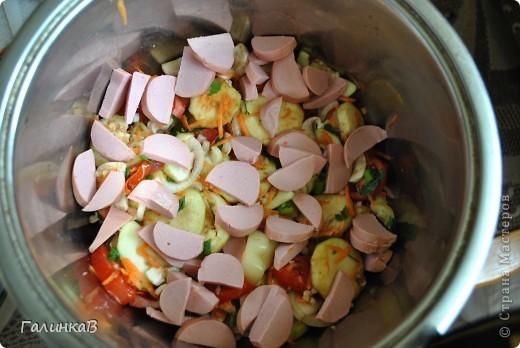 Летом хочется овощей, поэтому предлагаю вам, дорогие хозяюшки, приготовить этот овощной микс. фото 5