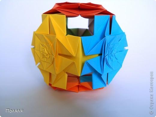 Кубик из фракталов фото 3