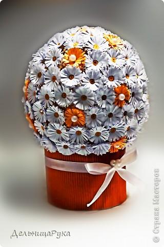 Цветочные шары фото 1