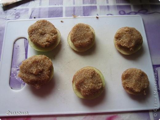 """В журнале """"Мама это Я"""" нашла рецептик : Яблоки, орешки, сахар. Ну что может быть вкуснее??!!! Запаслась..... ждем подходящее время. фото 4"""