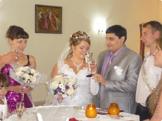 Вот и пролетело время суеты,хлопот.Свадьба!!!Очень хотелось сказки. фото 3