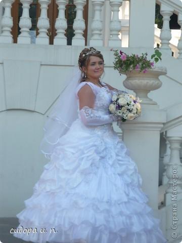 Вот и пролетело время суеты,хлопот.Свадьба!!!Очень хотелось сказки. фото 2
