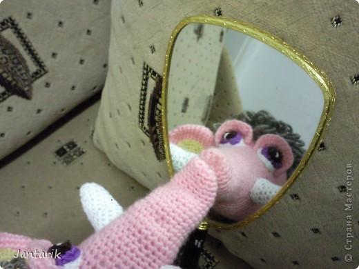 Знакомьтесь- маленькая мамонтёнка Лялечка от yuliya-kinsfater  .Я долго думала,как же мамонтёнок в женском роде будет?Мамонтиха-это уже взрослый образ и выдумалось новое слово -мамонтёнка. фото 4