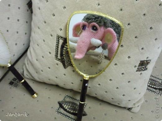 Знакомьтесь- маленькая мамонтёнка Лялечка от yuliya-kinsfater  .Я долго думала,как же мамонтёнок в женском роде будет?Мамонтиха-это уже взрослый образ и выдумалось новое слово -мамонтёнка. фото 6