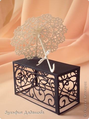 Винтажный зонтик фото 3