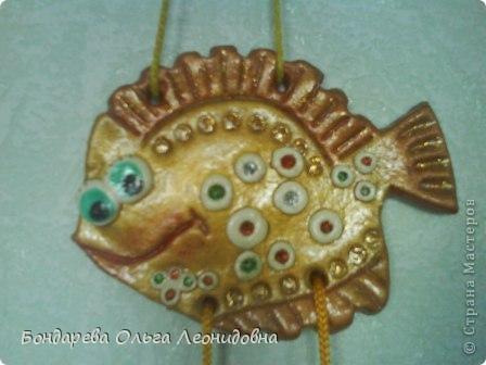 Живут у меня дома золотые рыбки.  фото 1