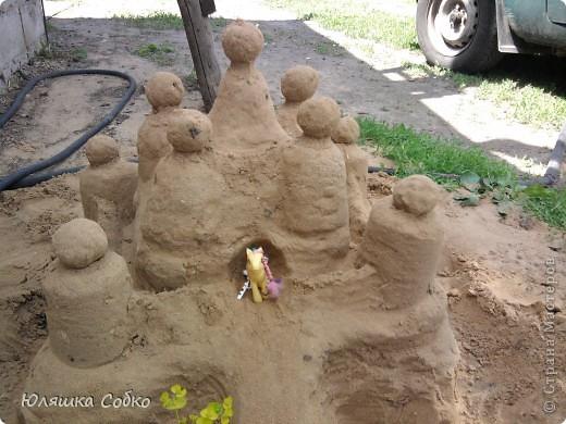 Красота из песка своими руками! фото 1