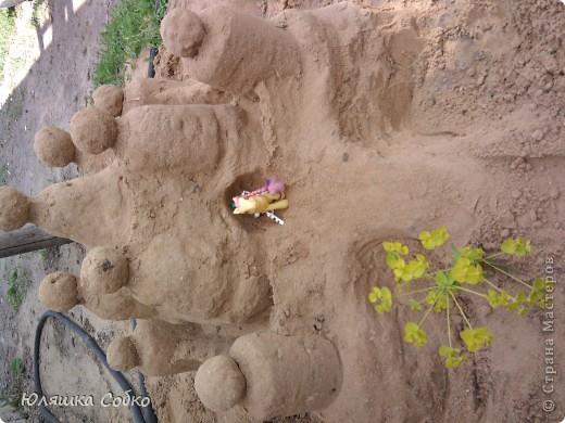 Красота из песка своими руками! фото 2