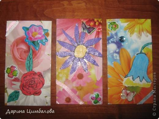 Открыточки цветы фото 1
