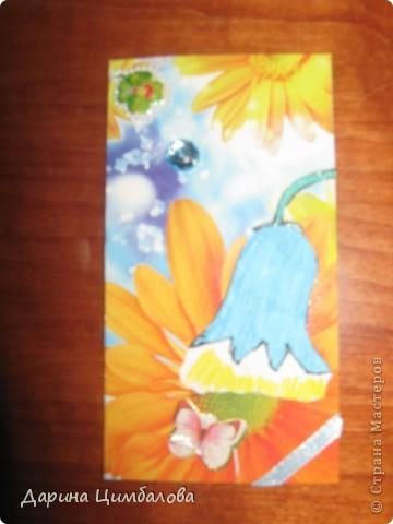 Открыточки цветы фото 2
