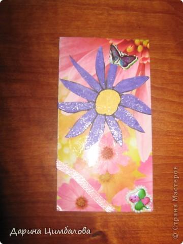 Открыточки цветы фото 3