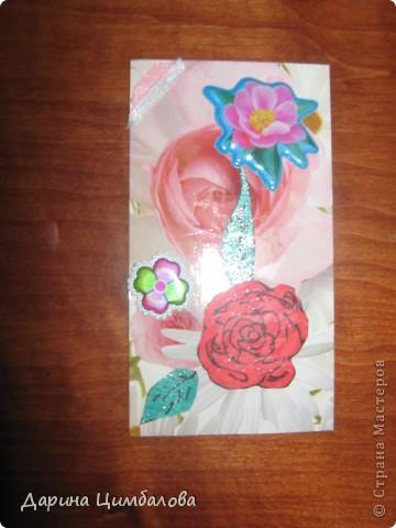 Открыточки цветы фото 4