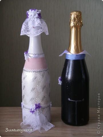 """Свадебный набор"""" Ты моя розочка"""" фото 9"""