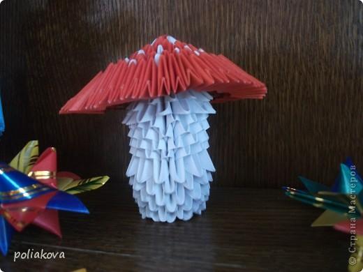 Лебёдушка-невеста. это третья моя поделка из модулей фото 6
