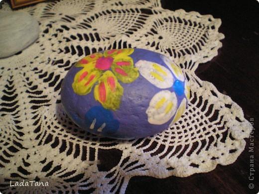 Каменное яйцо фото 1