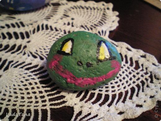 Каменное яйцо фото 2