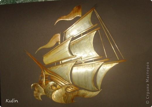 корабль викингов 21х30 рбота дочери фото 2