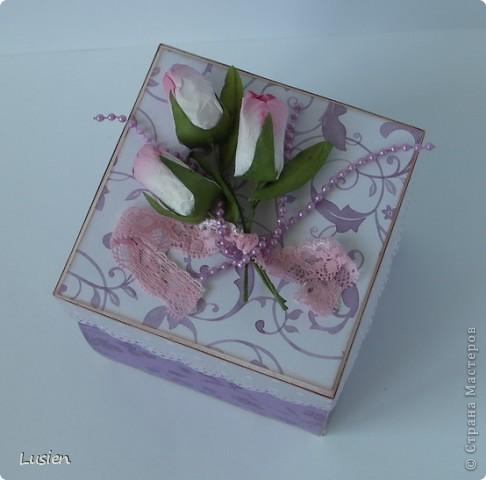 Ещё коробочка:) фото 2