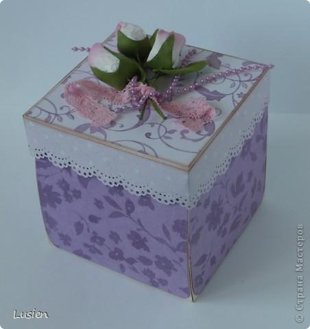 Ещё коробочка:) фото 1