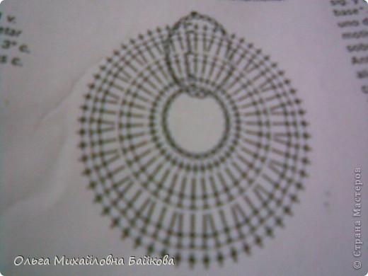 Набираем 24 в/п.Делаем кольцо - соединитеьным ст. в первую петлю набора из в/п. фото 14