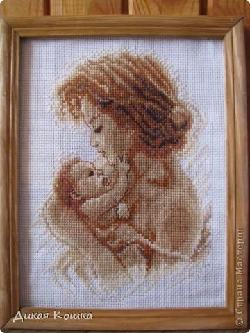 Нежность матери