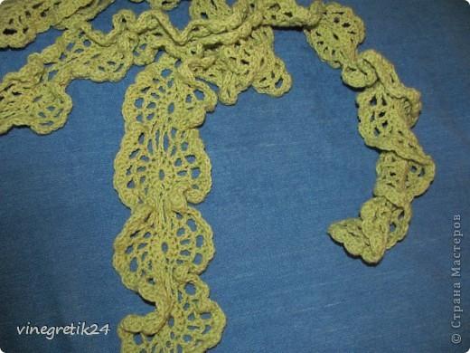 И снова шарфик фото 2