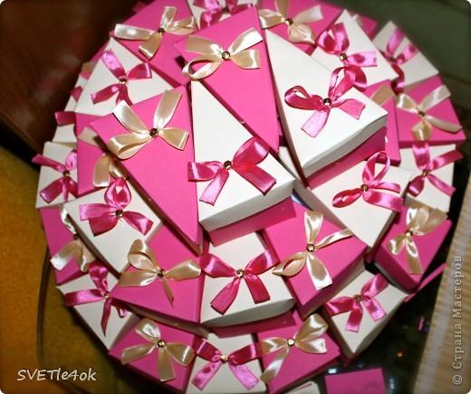 На свадьбу брату сделали такие бонбоньерки) Эффектно, приятно гостям, не дорого, интересно!) фото 1