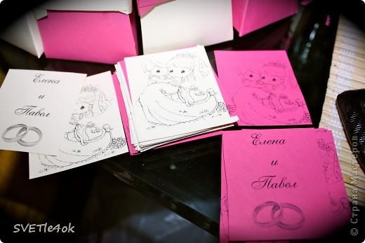 На свадьбу брату сделали такие бонбоньерки) Эффектно, приятно гостям, не дорого, интересно!) фото 3