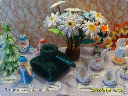 Выставка детских работ в Детском центре. Работы выполнены по книге Татьяна Просняковой и по страницам сайта Страны мастеров. фото 5