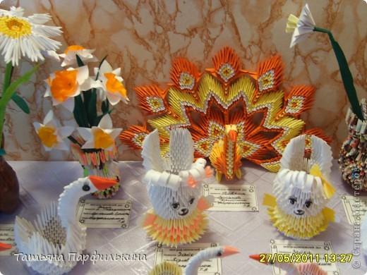 Выставка детских работ в Детском центре. Работы выполнены по книге Татьяна Просняковой и по страницам сайта Страны мастеров. фото 6